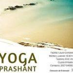 Yoga prashant – Martes y jueves 18:30